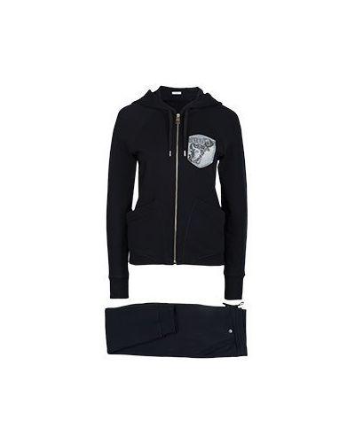 Спортивный костюм черный Versace Collection