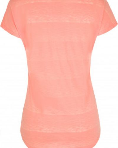Розовая футболка с короткими рукавами Luhta