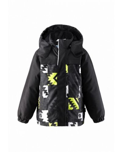 Черная куртка теплая Lassie By Reima