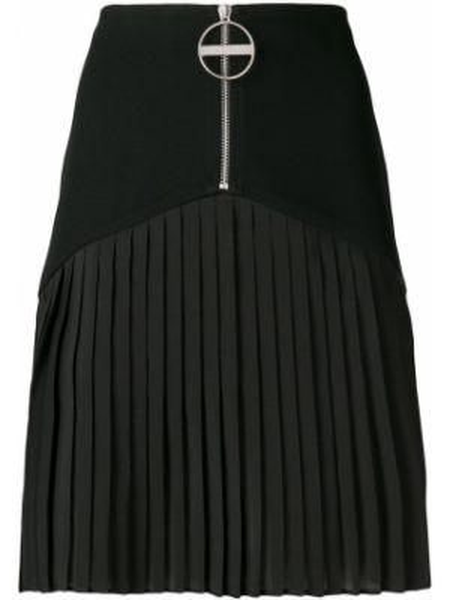 Юбка мини плиссированная юбка-шорты Givenchy