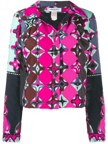 Классическая облегченная куртка Emilio Pucci Pre-owned