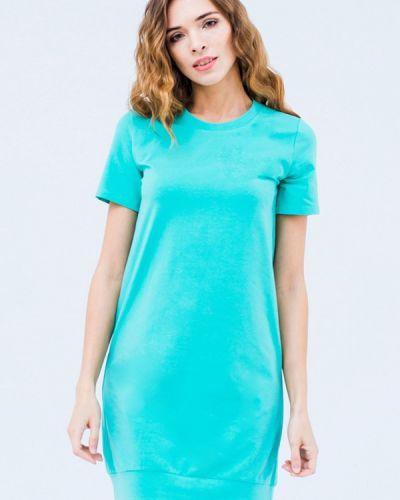 Бирюзовое платье Mascot
