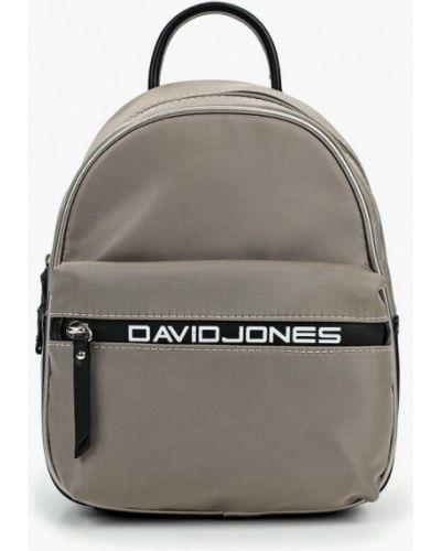 Рюкзак нейлоновый городской David Jones