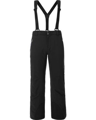 Czarne spodnie Tenson