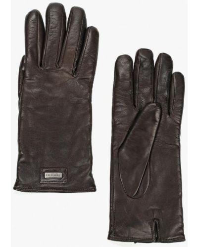 Кожаные перчатки итальянский Dr.koffer