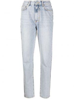 Зауженные джинсы - синие Fiorucci