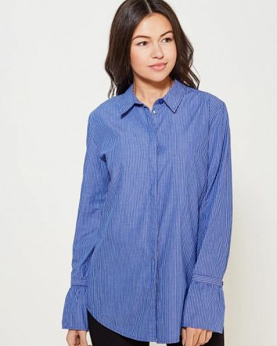 Синяя рубашка Betty Barclay