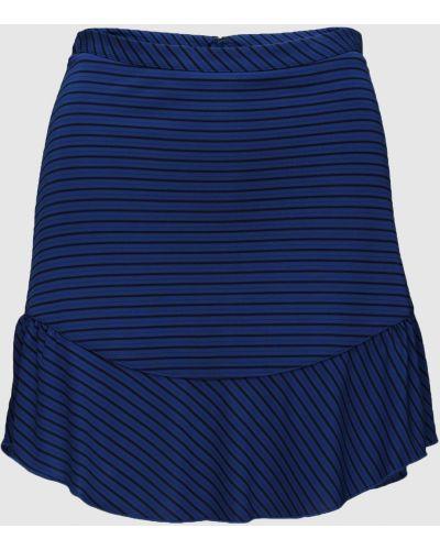 Синяя юбка мини See By Chloé