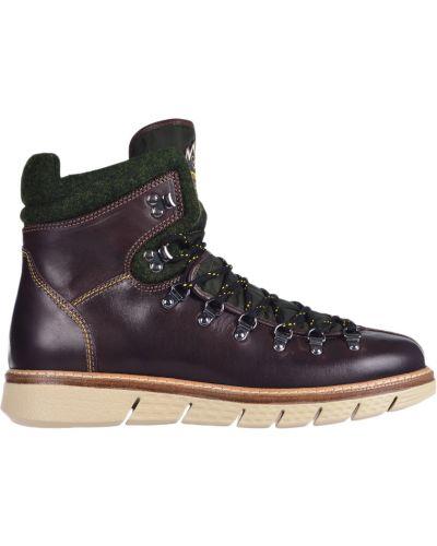 Ботинки осенние кожаные Barracuda