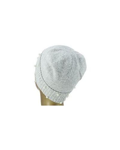 Серая шапка Allude