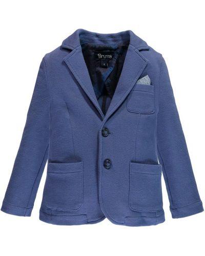 Пиджак темно-синий синий Brums