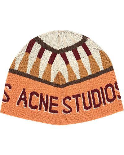 Шапка бини Acne Studios
