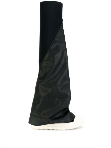 Buty czarne Rick Owens Drkshdw