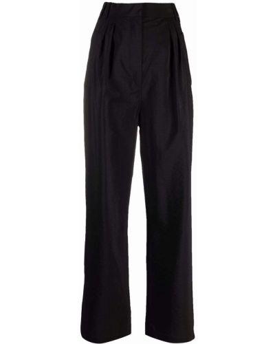 Черные деловые брюки Christian Wijnants
