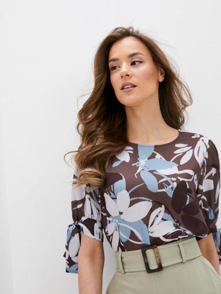 Блузка - коричневая Villagi