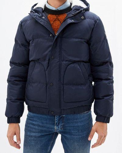Утепленная куртка - синяя Shine Original