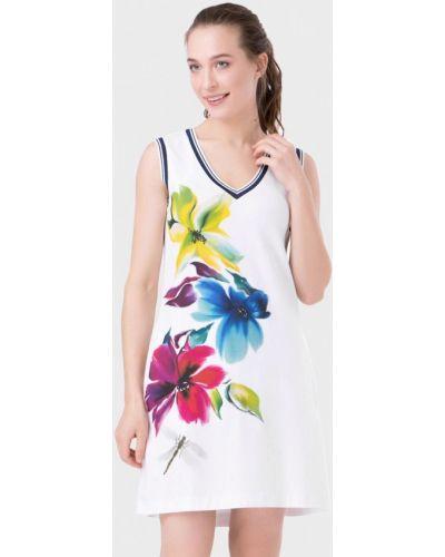 Платье платье-майка осеннее Ricamare