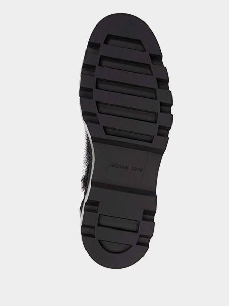 Черные ботинки Michael Kors