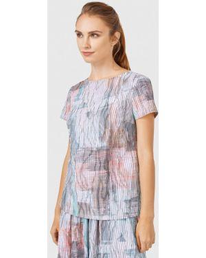 Блузка с коротким рукавом весенний Pompa