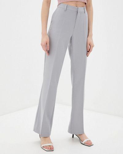 Классические брюки - серые Ichi