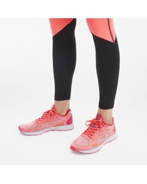 Кроссовки для бега сетчатые розовый Puma