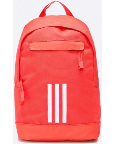 Рюкзак красный оранжевый Adidas Performance