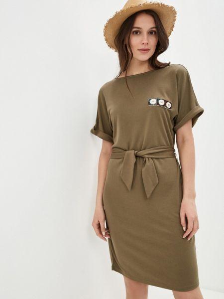 Платье футболка весеннее Savage