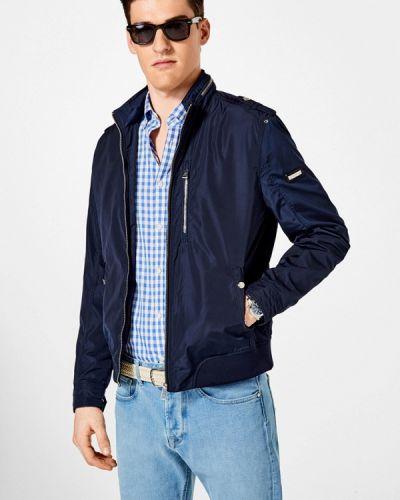 Синяя куртка Pedro Del Hierro