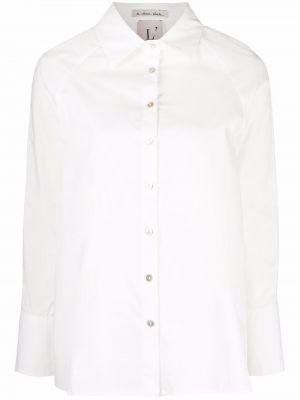 Хлопковая рубашка - белая Lautre Chose