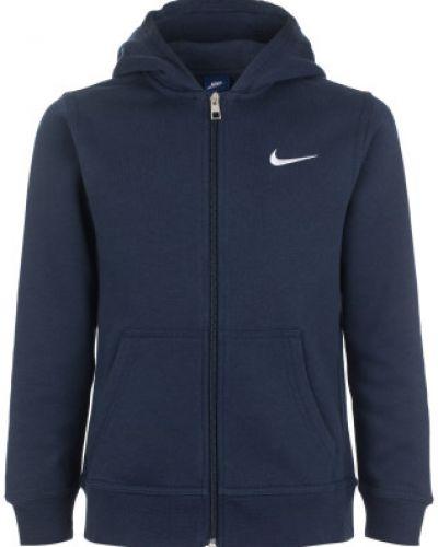 Джемпер на молнии с капюшоном с карманами Nike