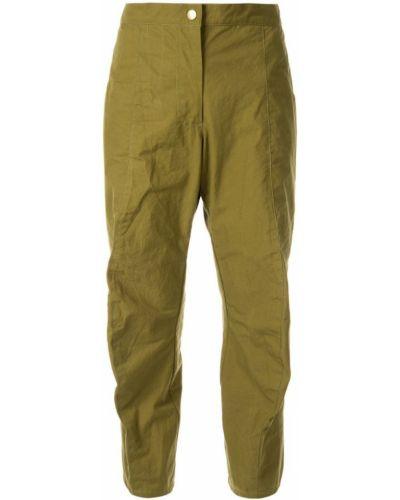 Укороченные брюки зеленый Zambesi