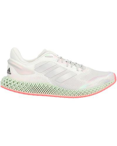 Trampki srebrne - białe Adidas Originals