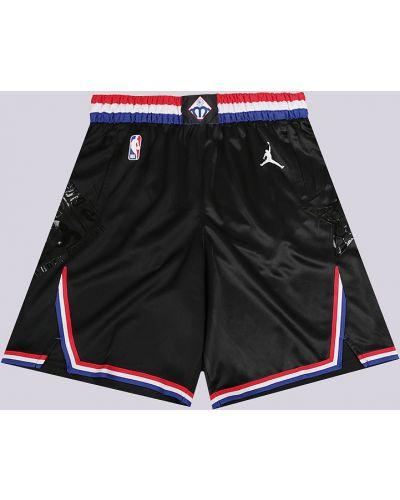 Черные шорты Jordan