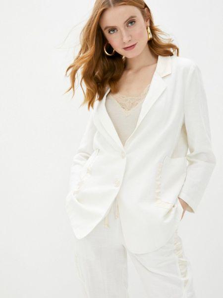 Белый костюм Hassfashion