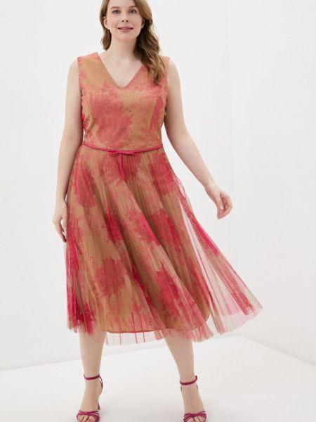 Бежевое платье Kitana By Rinascimento