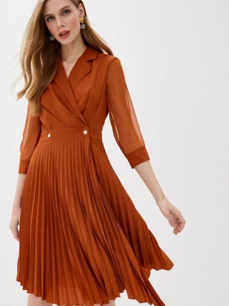 Платье - коричневое Love Republic