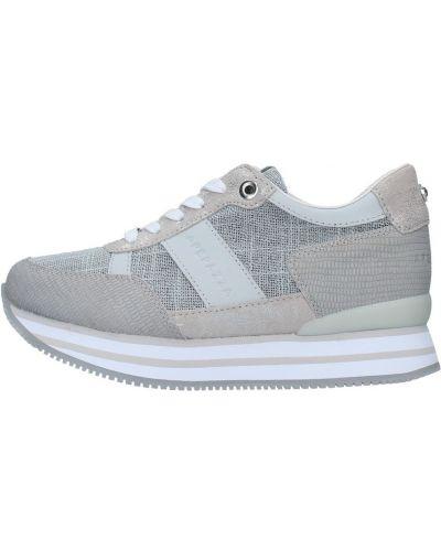 Szare sneakersy Apepazza