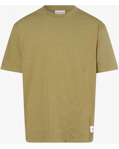 Zielona t-shirt Lindbergh
