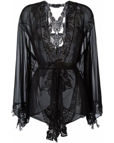 Черное кимоно Belle Et Bon Bon