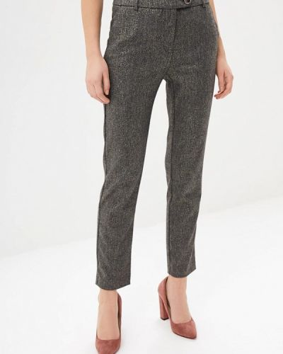 Классические брюки серые Camomilla Italia
