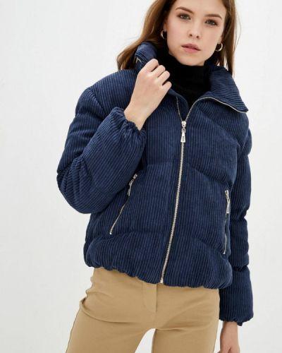 Утепленная куртка - синяя Evolve