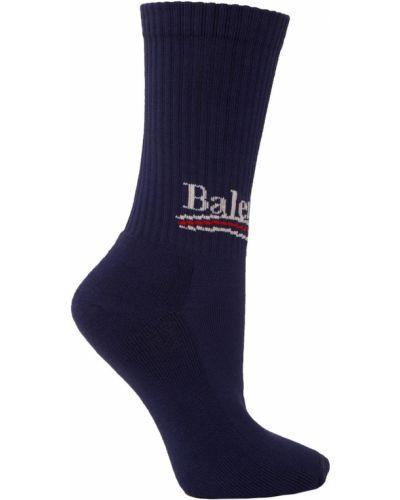 Носки трикотажные с логотипом Balenciaga Man