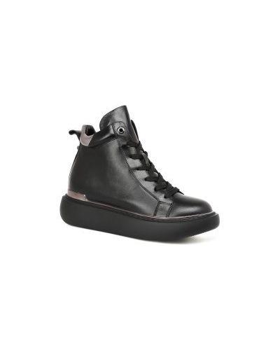Ботинки черные Kiss Moon