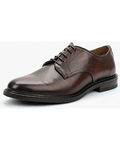 Коричневые туфли резиновые Aldo