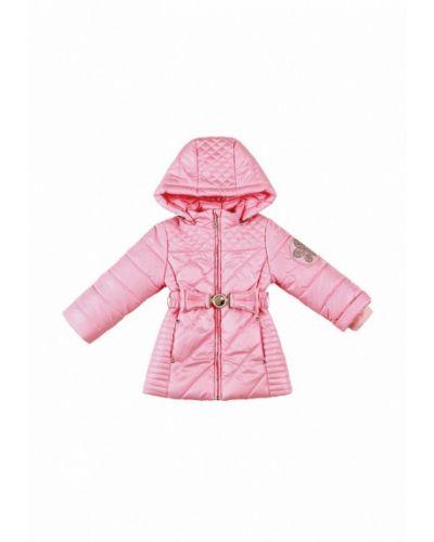 Куртка весенняя розовый Babyline