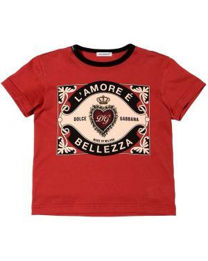 Футболка футбольный Dolce & Gabbana