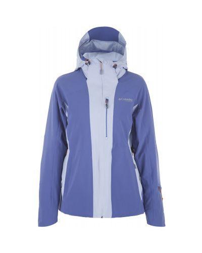 Утепленная куртка с капюшоном горнолыжная Columbia