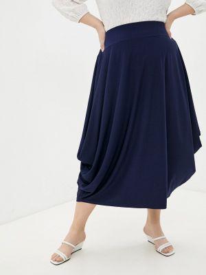 Синяя юбка Malena