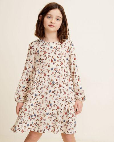 Платье на молнии Mango Kids