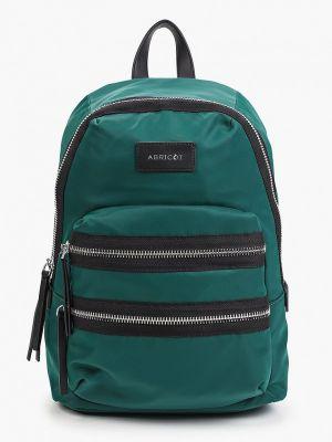 Зеленый городской рюкзак Abricot